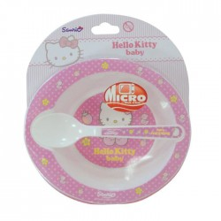 Set 2 pièces Hello Kitty
